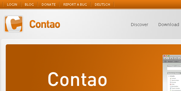 Contao is an open source content management system