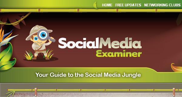 Social media examiner - social media blog