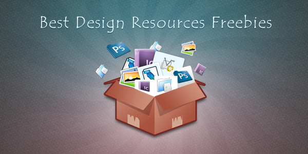 45 best design resources freebies
