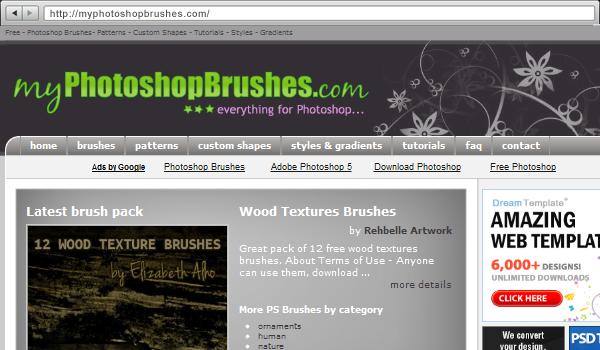 myphotoshop brushes