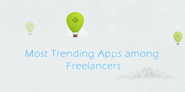 Most popular Apps among freelancers