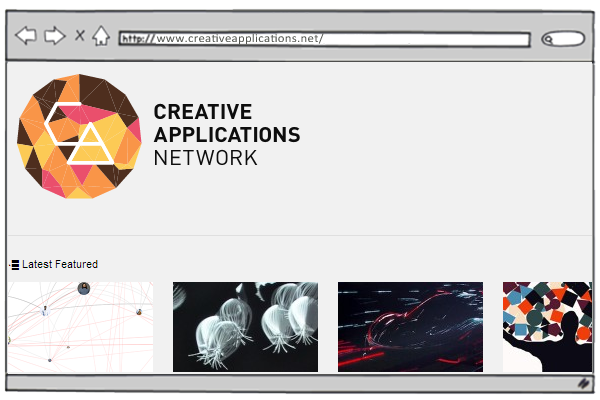 20 most powerful design blogs - Creative Applications Network
