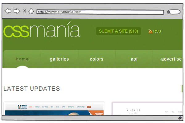 20 most powerful design blogs - cssmania