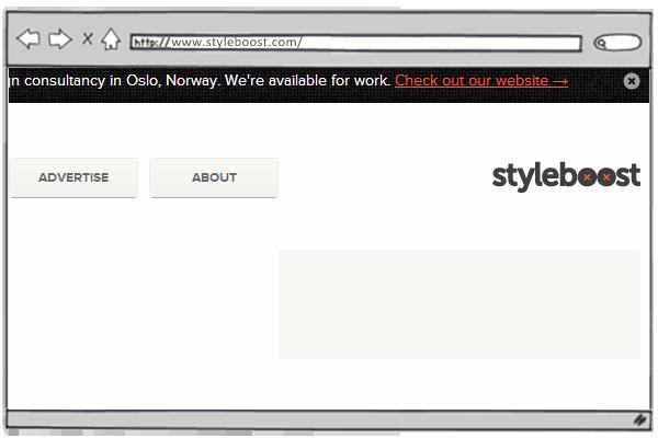 20 most popular design blogs - styleboost