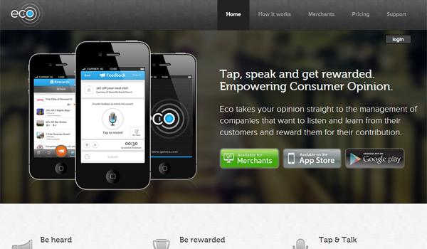 ECO - most beautifully designed websites
