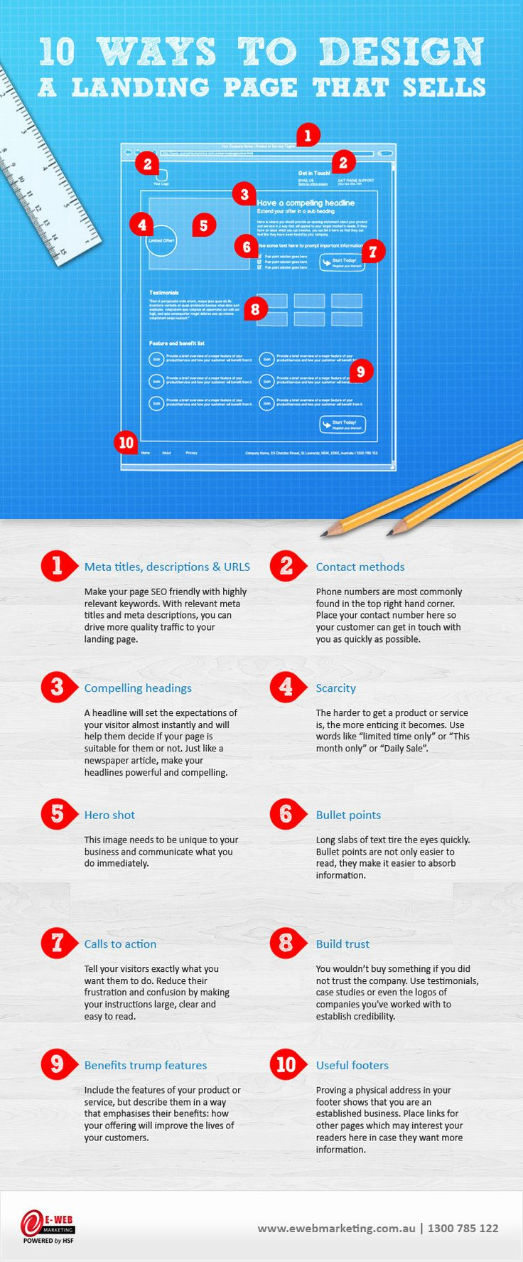 10 ways to design a landing page that sells